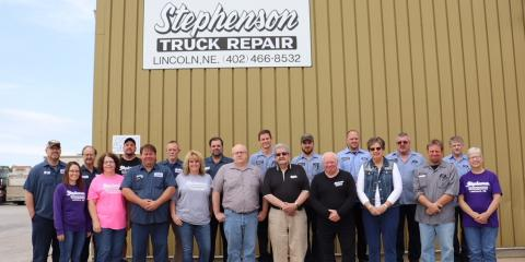 Stephenson Truck Repair Inc, Truck Repair & Service, Services, Lincoln, Nebraska