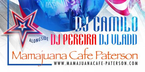 SABROSO SATURDAY- MEMORIAL DAY WEEKEND- Dinner with a vibe- MAMAJUANA CAFE PATERSON, Paterson, New Jersey