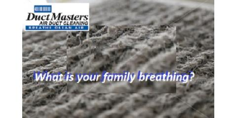 Suffer Less From Seasonal Allergies With an Air Duct & Vent Cleaning from DuctMasters, Chesterfield, Missouri