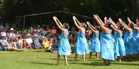 Want Your Fix of Hawaiian Culture? Look No Further Than May Day at Waimea Valley, Koolauloa, Hawaii