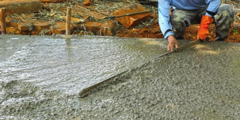 3 Common Mistakes When Pouring Concrete During Winter, Mayfield, New York