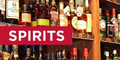 Black Friday Means Discounted Wine & Spirits, Manhattan, New York