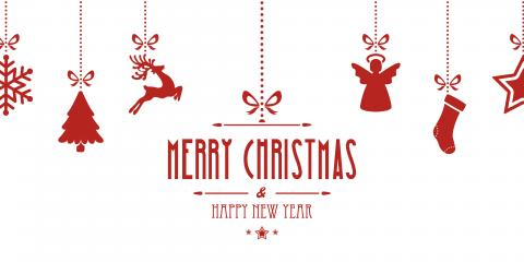 Wishing You A Merry Christmas & A Happy New Year!, Concord, Ohio