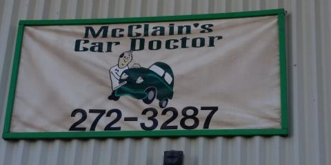 Choose McClain's Car Doctor For Classic Car Repairs in Anchorage, Anchorage, Alaska