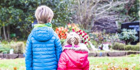 Should I Bring My Child to a Funeral Service?, McDonough, Georgia