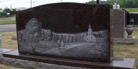 5 Materials Used in Monuments, Russellville, Arkansas