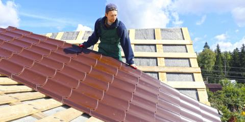 3 Reasons to Upgrade to a Metal Roof Installation, McKinney, Texas