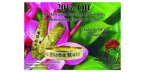 Mother's Day & Graduation Sale, Waimea, Hawaii