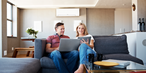 Save up to $500 on a Mitsubishi® Electric Ductless AC , Southampton, New York
