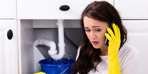 What to Do When a Pipe Bursts in Your Home, Mebane, North Carolina