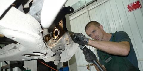 5 Things to Consider When Selecting an Auto Body Shop, San Marcos, Texas