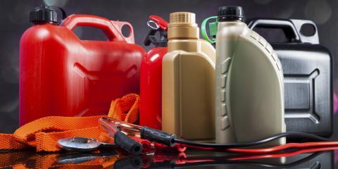 How a Mechanic Identifies Car Leaks, Anchorage, Alaska