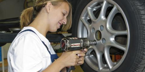 What Is Tire Rotation & Why Should You Do It?, Lincoln, Nebraska