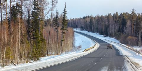 New to Town? Auto Maintenance Tips for an Alaskan Winter, Anchorage, Alaska