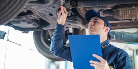 What's the Difference Between a Mechanic & Auto Body Shop? , High Point, North Carolina