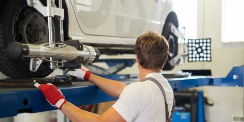 Car Repair Professionals Explain Why Proper Wheel Alignment Is Vital, Loveland, Ohio