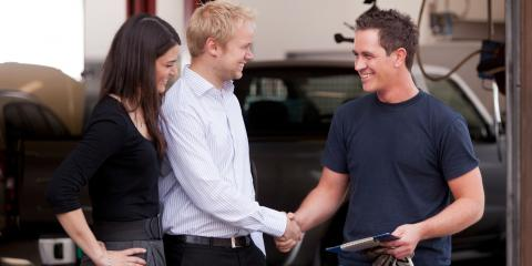 5 Common Reasons People Seek Auto Repair, Thomasville, North Carolina