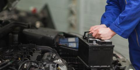 The Top 4 Causes of Dead Car Batteries, Kalispell, Montana