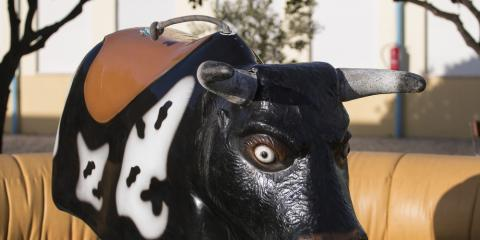 3 Tips for Riding a Mechanical Bull Like an Expert, Waianae, Hawaii