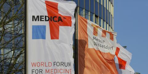 Work With Medical Technology? Secure Your Business Travel Accommodations for MEDICA Today!, Manhattan, New York