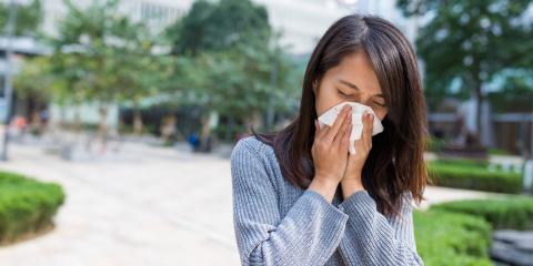 3 Possible Reasons You Urinate When You Sneeze, High Point, North Carolina