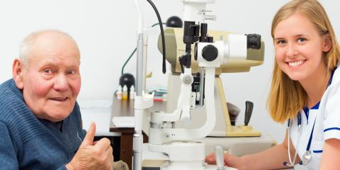 What to Expect Following Cataract Surgery, Ellicott City, Maryland