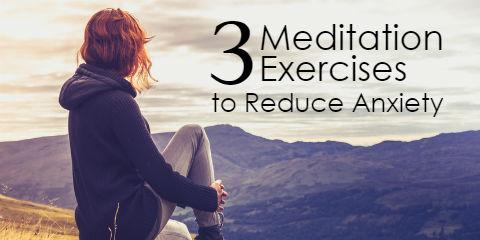 3 Quick & Easy Meditation Exercises to Reduce Anxiety, Anchorage, Alaska