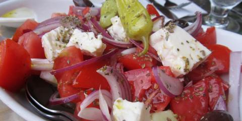3 Ways Mediterranean Food Benefits Your Health, Queens, New York