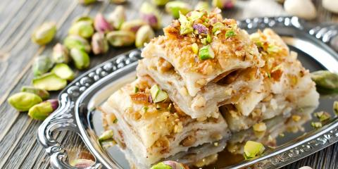 Which Lebanese Dessert Should You Order?, Chesterfield, Missouri
