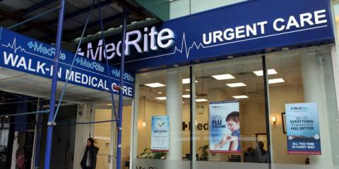 ​The MedRite Urgent Care Center is Offering Free Flu Shots on November 18th, Manhattan, New York