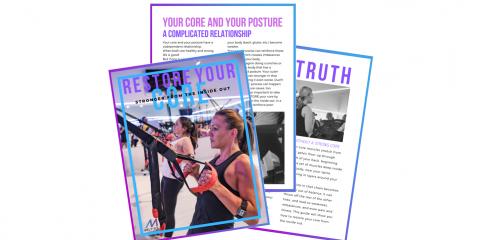 Stronger Core. Stronger Body (FREE Guide!), Littleton, Massachusetts