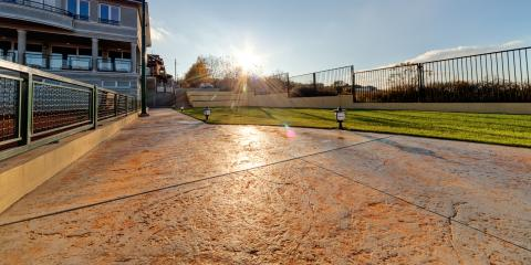 3 Reasons Business Owners Should Install Decorative Concrete, Coweta, Oklahoma