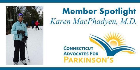 CAP Member Highlight: Karen MacPhadyen, M.D., Marlborough, Connecticut