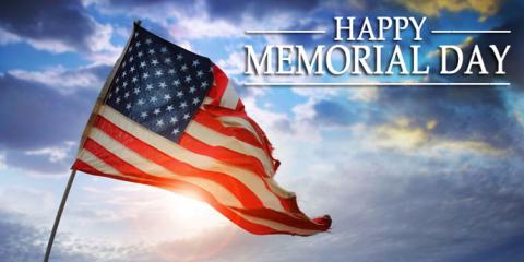 Happy Memorial Day!, DeForest, Wisconsin