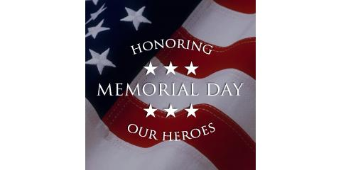 Honoring Our Heroes On Memorial Day, Wagoner, Oklahoma