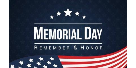 Happy Memorial Day, Cincinnati, Ohio