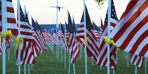 Happy Memorial Day from McArthur & Sons Heating, Inc. , Lorain, Ohio