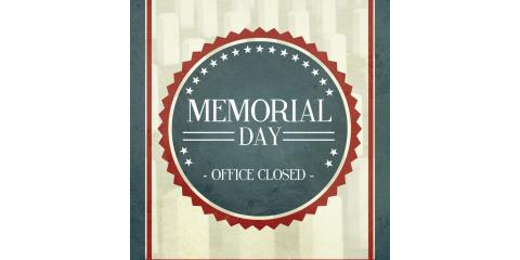Our office will be closed 5/25/20, in observance of Memorial Day. For immediate assistance please call 732-286-4700, Forked River, New Jersey