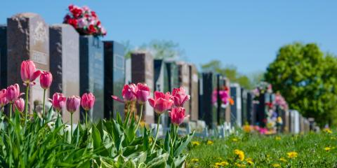 Top 3 Most Popular Font Styles for Headstones & Cemetery Lettering , Rochester, New York