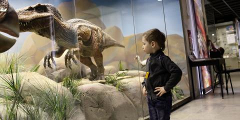 Do's & Don'ts of Taking Children to a Museum, Memphis, Tennessee