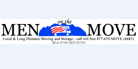 Men On The Move, Residential Moving, Services, Young Harris, Georgia