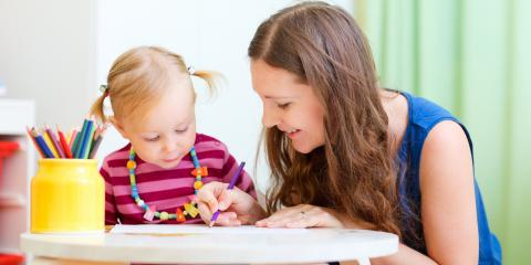 3 Fun Games to Help Your Child Learn Different Colors, Mendon, New York