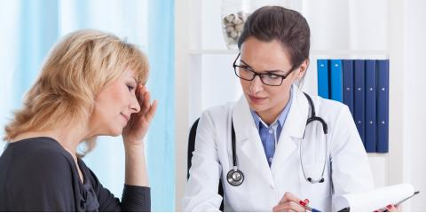 5 Menopause Symptoms to Watch For, Mason, Ohio