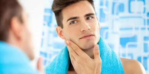 3 Skin Care Tips for Men, Manhattan, New York