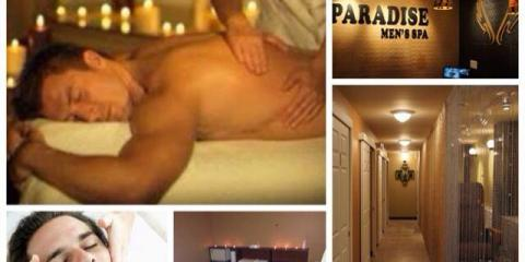 Pamper Him This Valentine's Day With Spa Treatments From Paradise Men's Spa, Manhattan, New York
