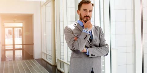 3 Reasons to Invest in a Custom Men's Suit, Cincinnati, Ohio