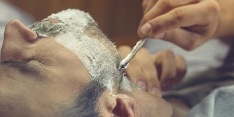 5 benefits of straight razor shaving men 39 s grooming salon sky honolulu nearsay. Black Bedroom Furniture Sets. Home Design Ideas