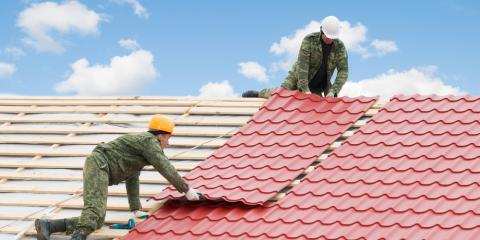 3 Benefits of Installing Metal Roofing, Clarksville, Maryland