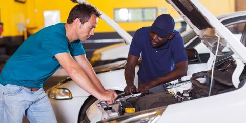 5 Auto Maintenance Tasks You Should Leave to a Professional, Meriden, Connecticut