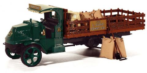 Introducing New Collectible Trucks From a Renowned Concrete Supply Company, New Haven, Connecticut
